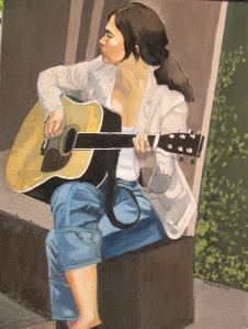 """Plein Air 2008, Oil on Canvas, 18"""" x 24"""""""