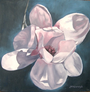 Magnolia Bloom #1, 2011
