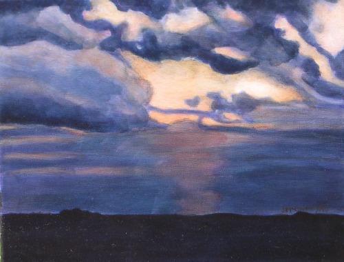 Illinois Sunset