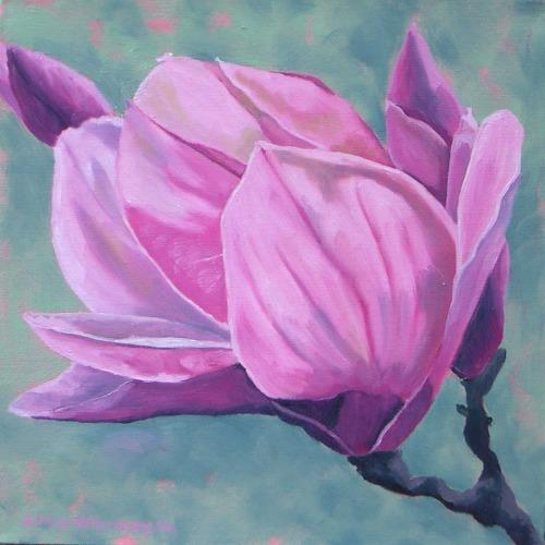 Magnolia # 3 2012