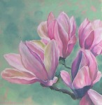 Magnolias #1 small 2012