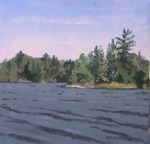 Plein Air Head Lake
