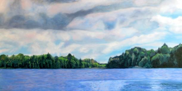 Lake Ontario Summer   i  2013