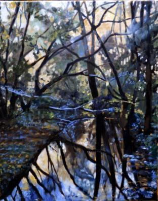 Woodland Retreat 20 x 16 2016 iii