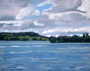 Lakeview 2014 8 x 10 ii