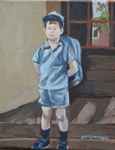 First Day of School 8 x 10  2015 - Copy