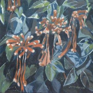 Orange Beauties 2015, 12 x 12